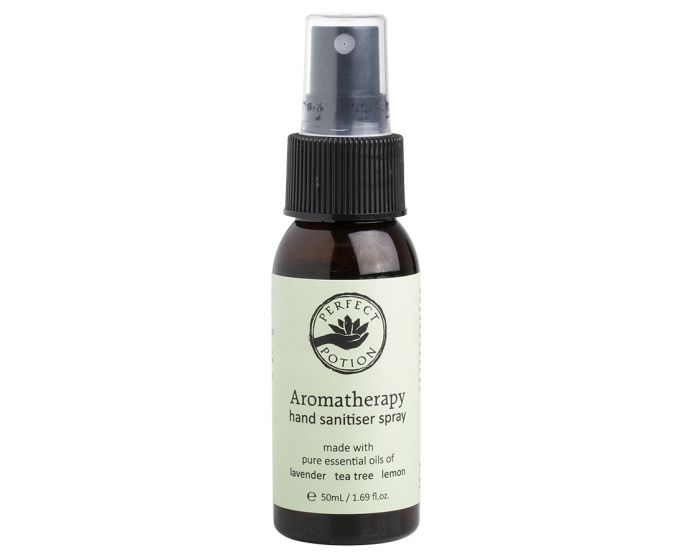 AROMATHERAPY HAND SANITISER SPRAY