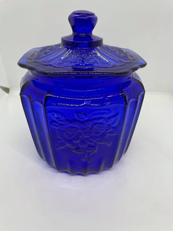 Blue Cobalt Jar