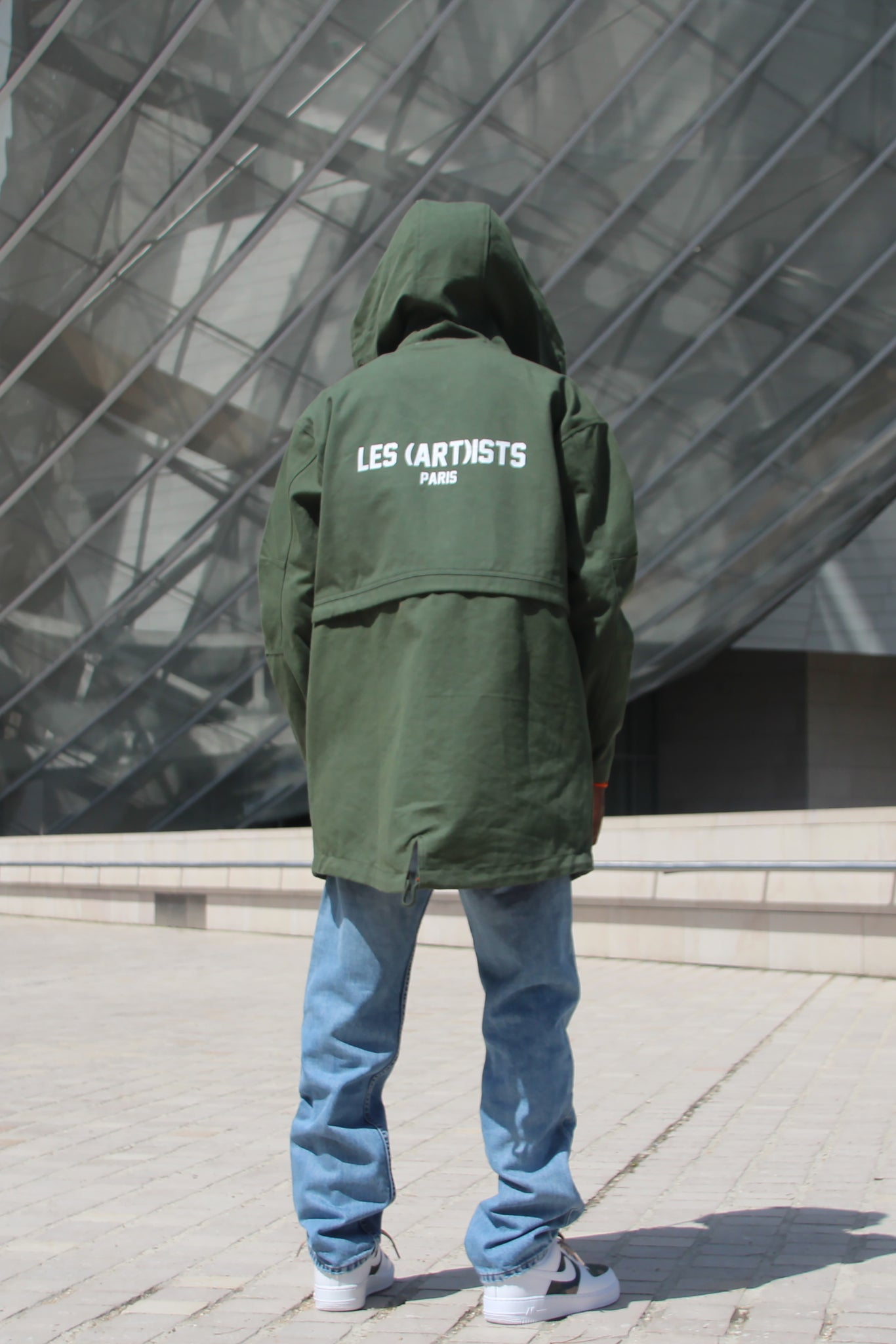 LES (ART)ISTS CANVAS JACKETS