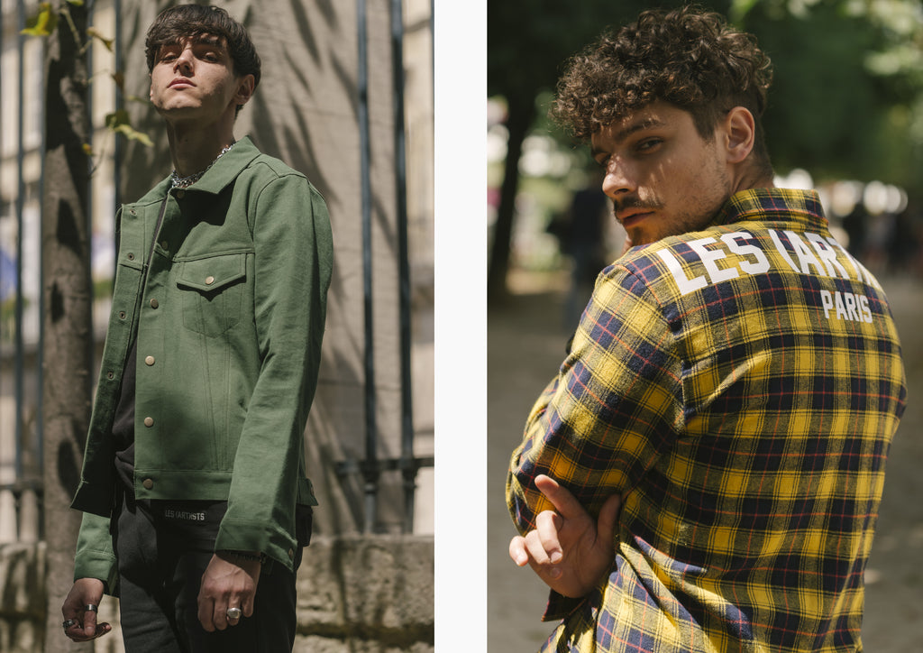 LES (ART)ISTS LOOKBOOK SPRING SUMMER 2019