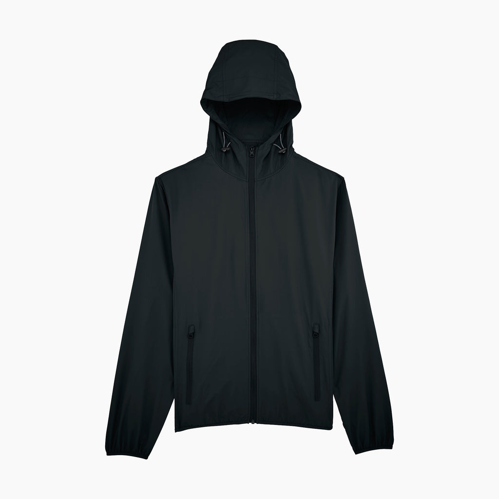 Windbreaker RUN - Black