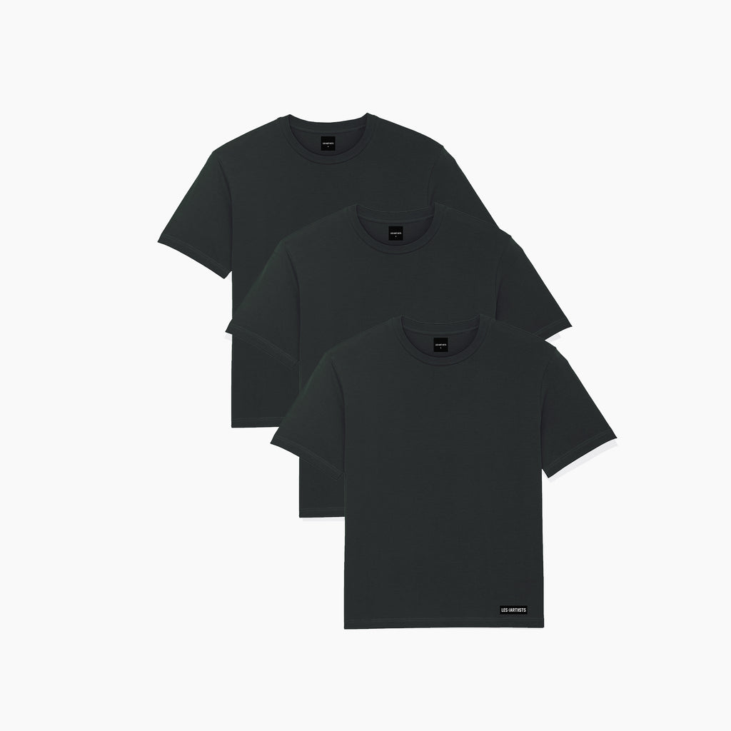 PACK OF 3 BASIC TEE SHIRTS