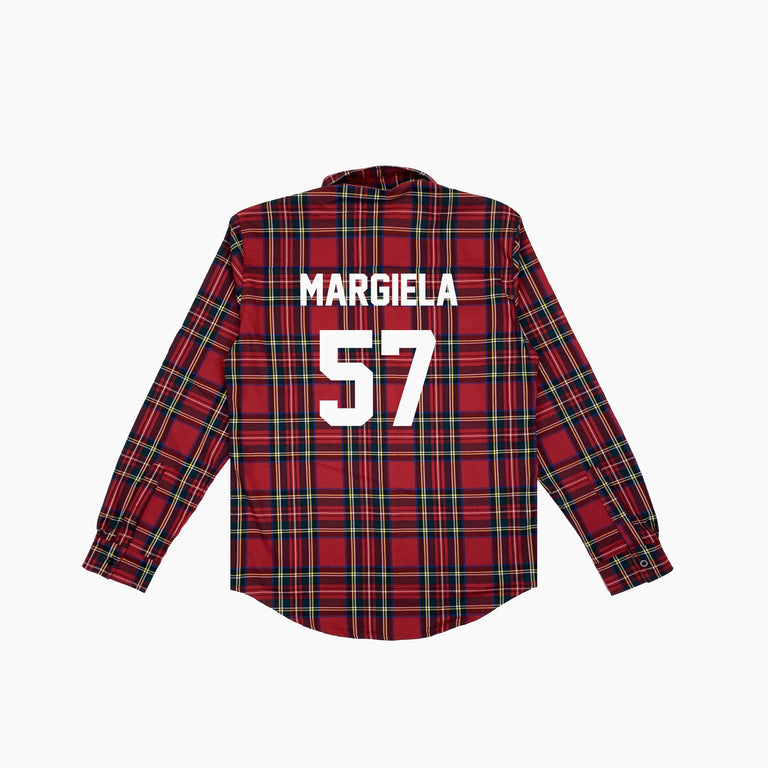 SHIRT FOOT MARGIELA57 - Red