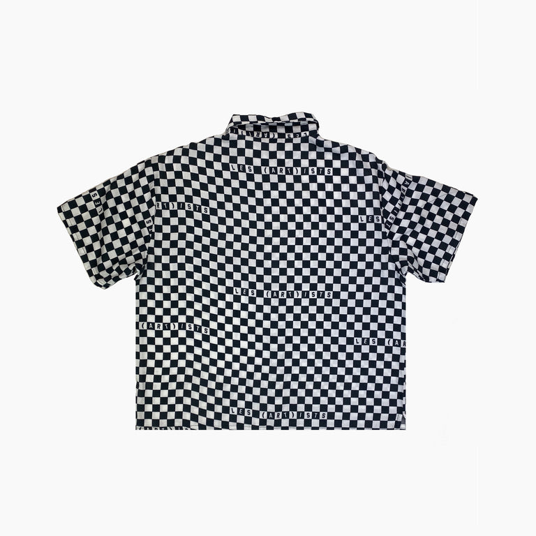 Shirt SENNA - Black & White