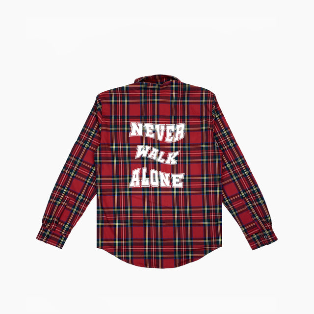SHIRT FLANNEL WALK - Red