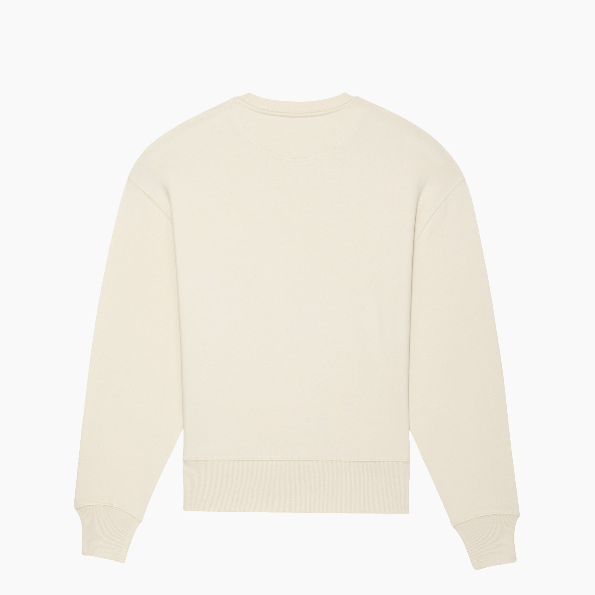 Sweatshirt ROBERTO  - Cream