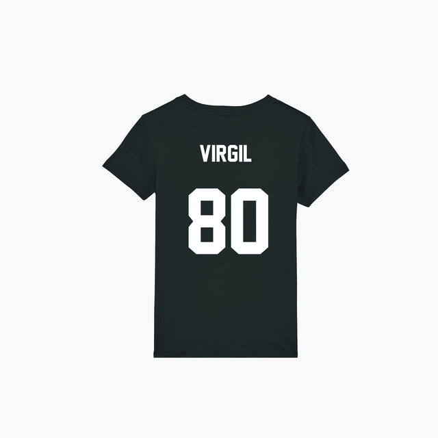 LIL T-FOOT VIRGIL80 - Black