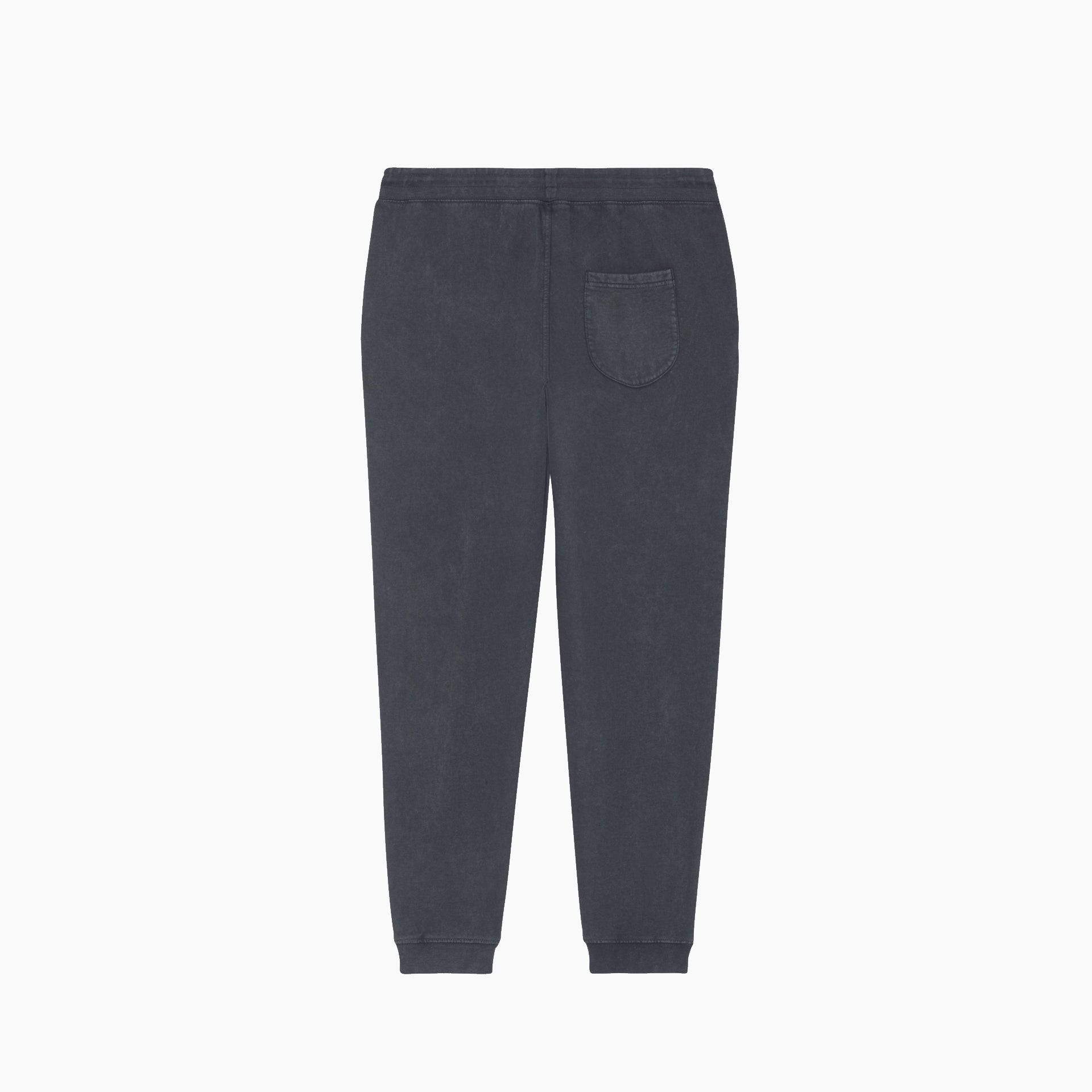 Sweat pant MARCELO - Black washed