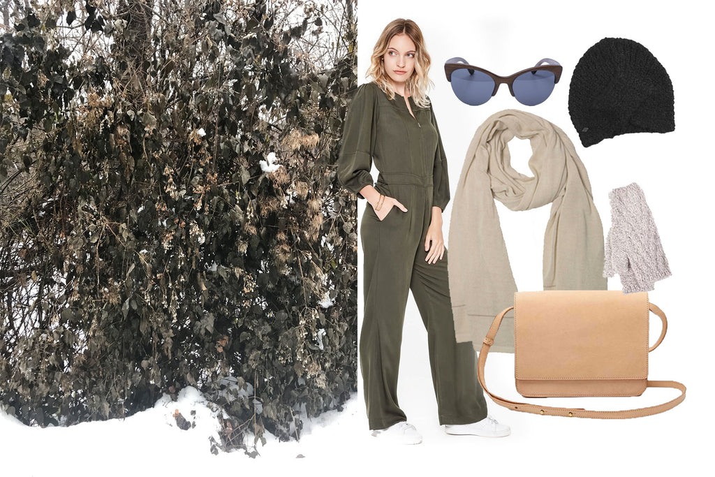 Sustainable Trends: Winter Earth Colors