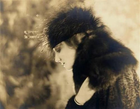 adolph de meyer vintage fashion photograph