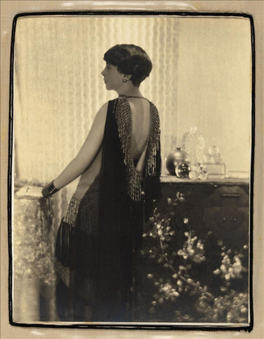madame labourdette adolph de meyer vintage fashion portrait