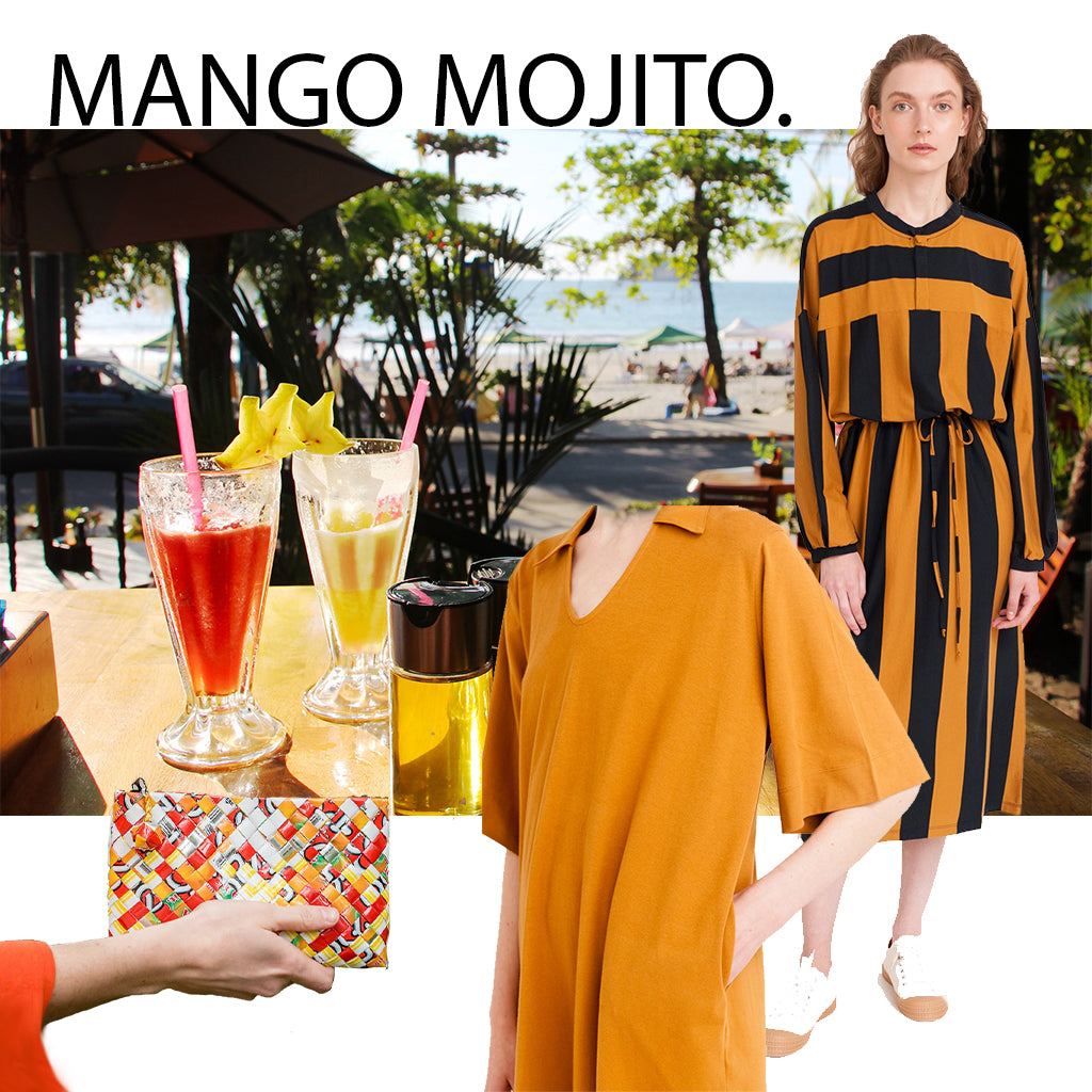 mango mojito color sustainable fashion summer 2019 trend