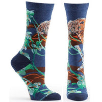 animal print high quality socks