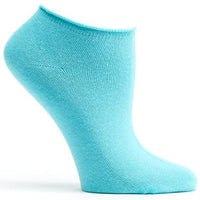 blue ankle cotton sock high quality