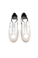 veja white black and cream sneakers vintage volleyball style shoes