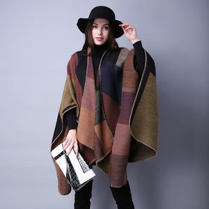 Cashmere Ponchos for Women