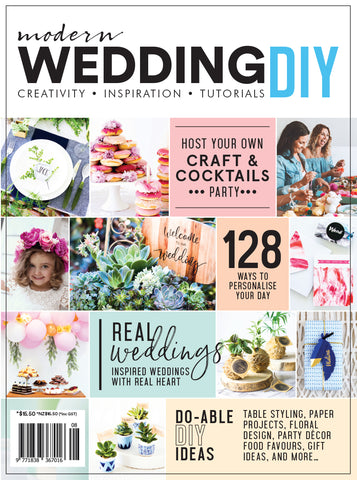 Modern Wedding DIY V8