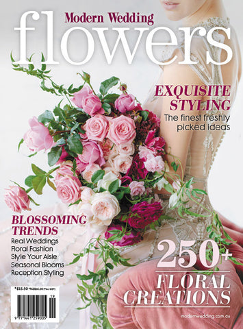 Modern Wedding Flowers Vol 19