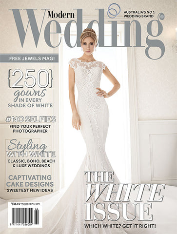 Modern Wedding Vol 64