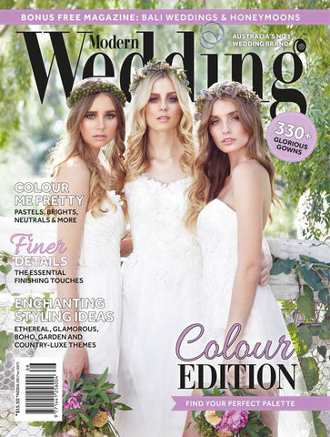 Modern Wedding Vol 66