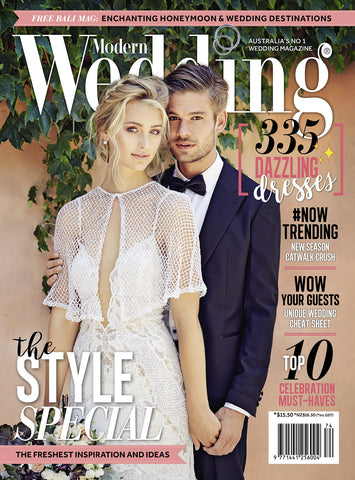 Modern Wedding Vol 74