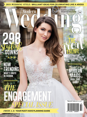 Modern Wedding Magazine Vol 77