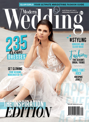 Modern Wedding Magazine Vol 79