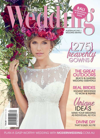 Modern Wedding Vol 62
