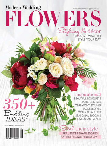 Modern Wedding Flowers V16