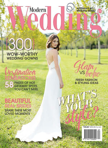 Modern Wedding Vol 63