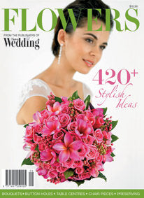 Modern Wedding Flowers V9