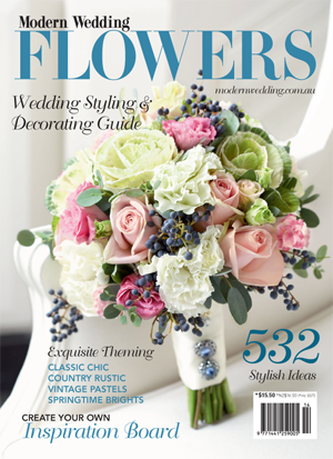 Modern Wedding Flowers V14