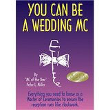 You Can Be a Wedding MC
