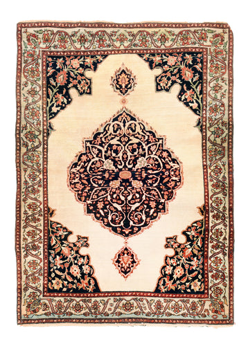 Extremely Fine Persian Antique Farahan Sarouk