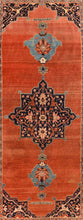 Load image into Gallery viewer, Antique Persian Bidjar Area Rug