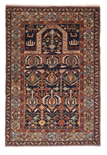 Load image into Gallery viewer, Antique Red Shirvan/Daghestan Russian Area Rug