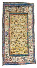 Load image into Gallery viewer, Antique Ivory Caucasian Area Rug