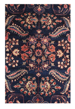 Load image into Gallery viewer, Antique Mohajeran Sarouk Persian Area Rug
