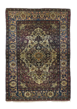 Load image into Gallery viewer, Antique Red Tehran Persian Area Rug