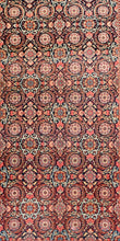 Load image into Gallery viewer, Antique Kashan Dabir Persian Area Rug