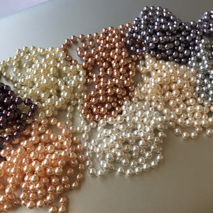 Marvelous Mauve Pearls
