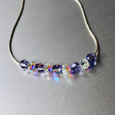 Tanzanite Shimmer Princess