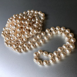 Gatsby Blush Pearls