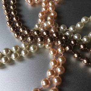 Peach Perfect Pearls