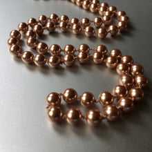 Load image into Gallery viewer, Rose Gold Pearls