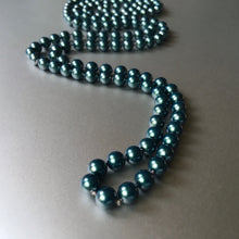 Load image into Gallery viewer, Tahitian Teal Pearls