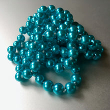 Load image into Gallery viewer, Caribbean Luminous Turquoise Pearls