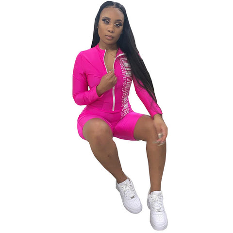PRICELESS PINK JUMPSUIT