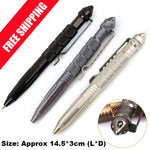 High Quality Aluminum Self Defense Tactical Pen