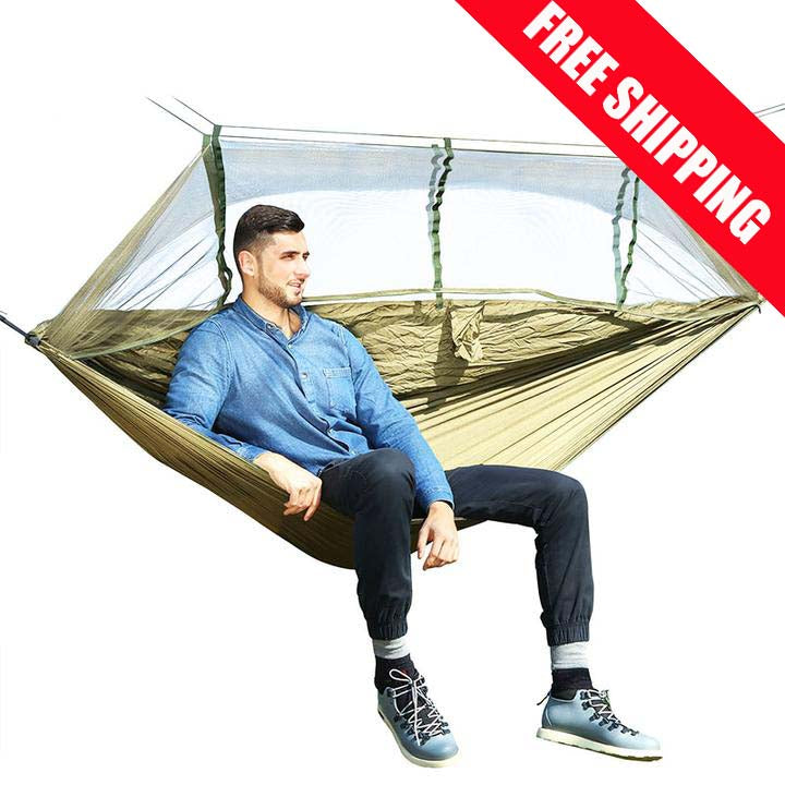 1-2 Person  Mosquito Net Hammock